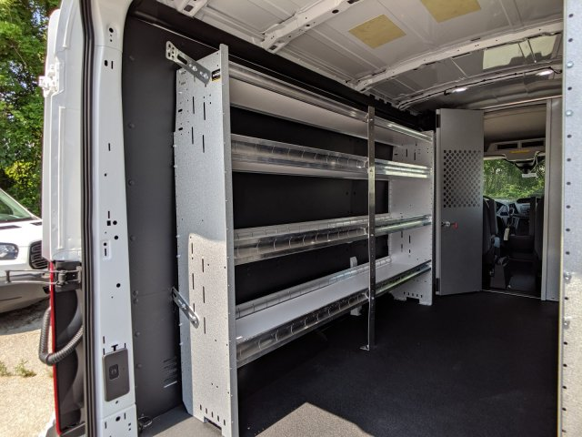 2019 Transit 250 Med Roof 4x2,  Ranger Design Base Shelving Upfitted Cargo Van #45963 - photo 11