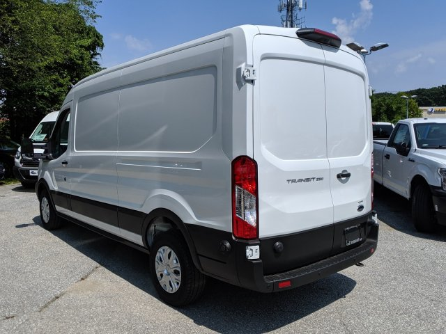 2019 Transit 250 Med Roof 4x2,  Ranger Design Base Shelving Upfitted Cargo Van #45963 - photo 3