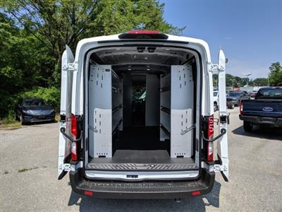 2019 Transit 250 Med Roof 4x2,  Ranger Design Base Shelving Upfitted Cargo Van #45963 - photo 2