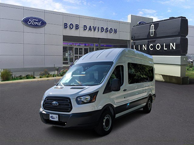 2019 Transit 350 High Roof 4x2, Passenger Wagon #45987 - photo 1