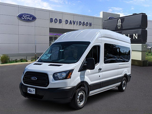 2019 Transit 350 High Roof 4x2,  Passenger Wagon #45989 - photo 1