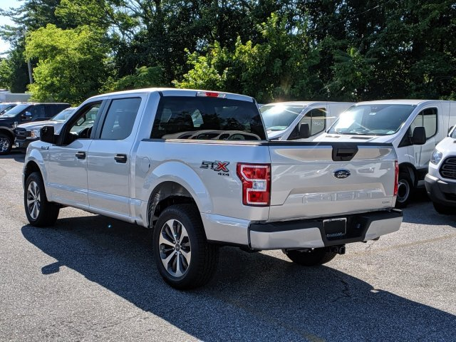 2019 F-150 SuperCrew Cab 4x4,  Pickup #45996 - photo 2
