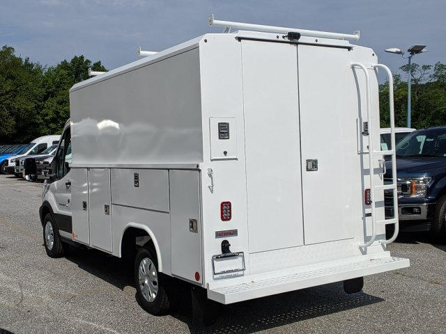 2019 Transit 350 4x2,  Reading Aluminum CSV Service Utility Van #45998 - photo 2