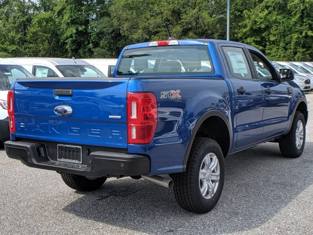 2019 Ranger SuperCrew Cab 4x4,  Pickup #46032 - photo 3