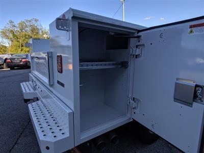 2019 F-350 Crew Cab DRW 4x4,  Reading Classic II Steel Service Body #46035 - photo 10