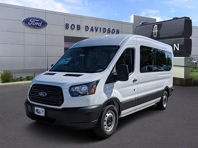 2019 Transit 350 Med Roof 4x2,  Passenger Wagon #46068 - photo 1