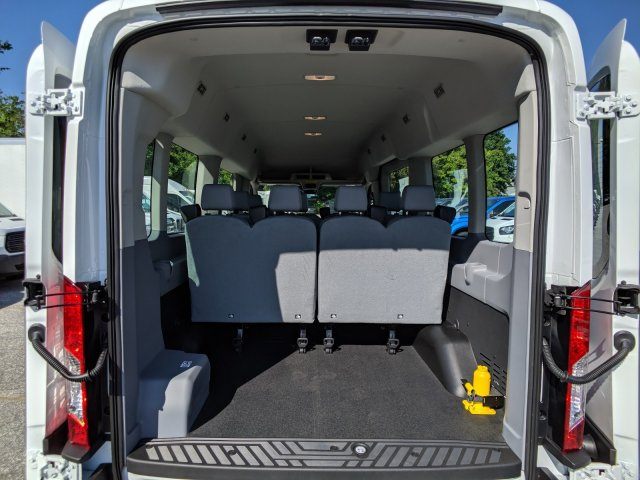 2019 Transit 350 Med Roof 4x2,  Passenger Wagon #46068 - photo 10