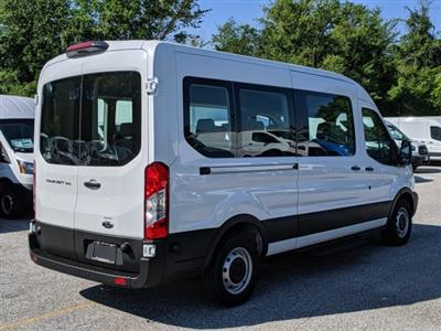 2019 Transit 350 Med Roof 4x2,  Passenger Wagon #46068 - photo 3