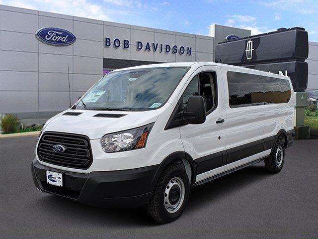 2019 Transit 350 Low Roof 4x2,  Passenger Wagon #46107 - photo 1