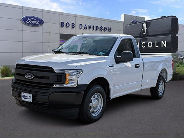 2019 F-150 Regular Cab 4x2, Pickup #46112 - photo 1