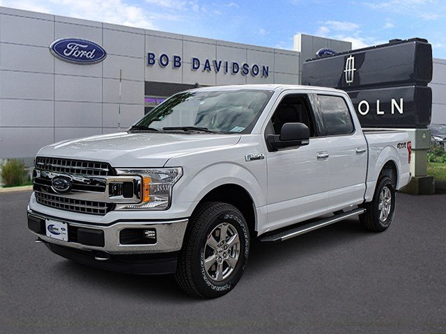 2019 F-150 SuperCrew Cab 4x4,  Pickup #46114 - photo 1