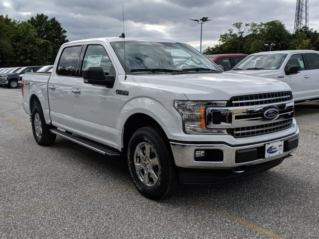 2019 F-150 SuperCrew Cab 4x4,  Pickup #46114 - photo 4