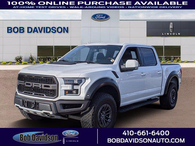 2019 F-150 SuperCrew Cab 4x4, Pickup #46137 - photo 1