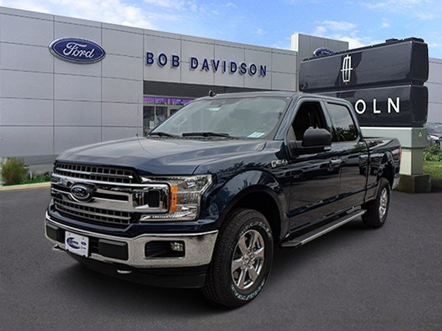 2019 F-150 SuperCrew Cab 4x4,  Pickup #46147 - photo 1