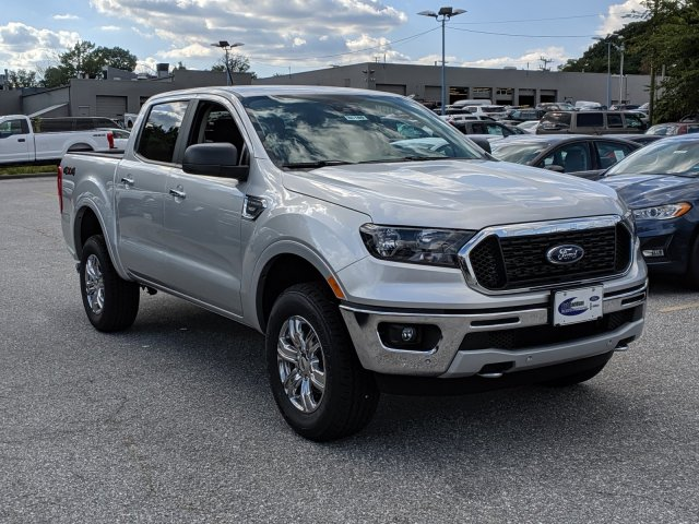 2019 Ranger SuperCrew Cab 4x4, Pickup #46160 - photo 4