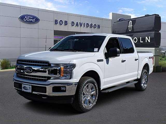 2019 F-150 SuperCrew Cab 4x4,  Pickup #46182 - photo 1