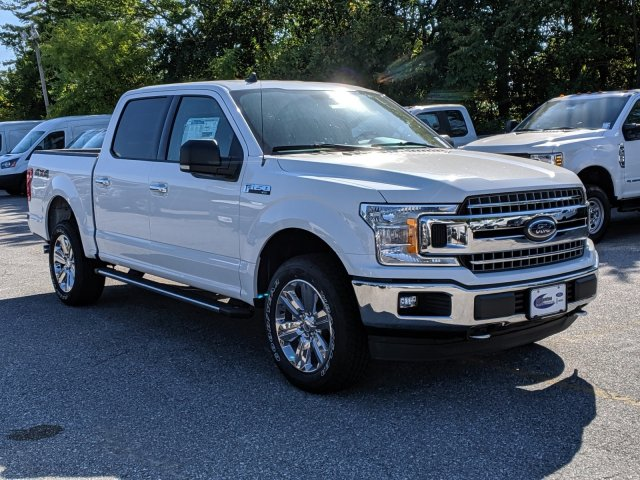 2019 F-150 SuperCrew Cab 4x4,  Pickup #46182 - photo 4