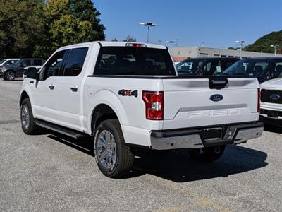 2019 F-150 SuperCrew Cab 4x4,  Pickup #46182 - photo 2