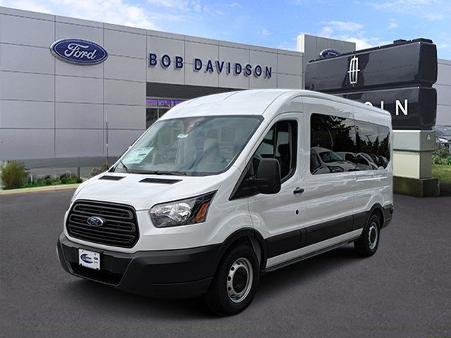 2019 Transit 350 Med Roof 4x2,  Passenger Wagon #46227 - photo 1