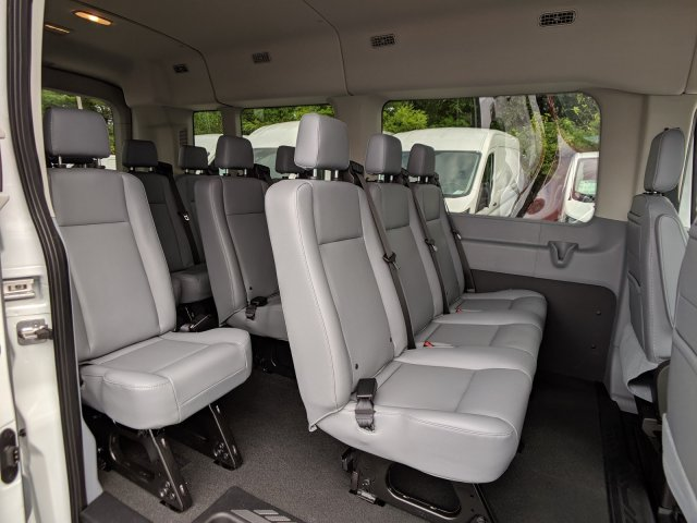 2019 Transit 350 Med Roof 4x2,  Passenger Wagon #46227 - photo 8