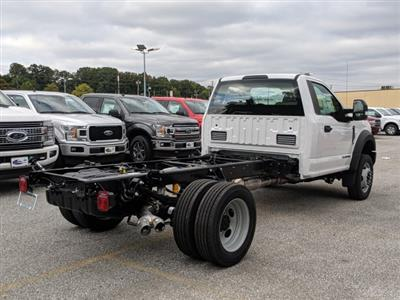 2019 F-550 Regular Cab DRW 4x4,  Cab Chassis #46235 - photo 3