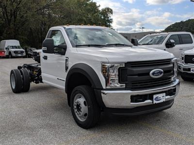 2019 F-550 Regular Cab DRW 4x4,  Cab Chassis #46235 - photo 4