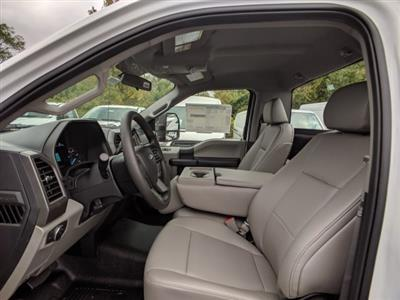 2019 F-550 Regular Cab DRW 4x4,  Cab Chassis #46235 - photo 7