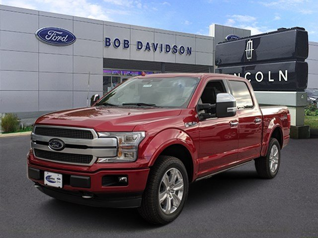 2019 F-150 SuperCrew Cab 4x4, Pickup #46250 - photo 1