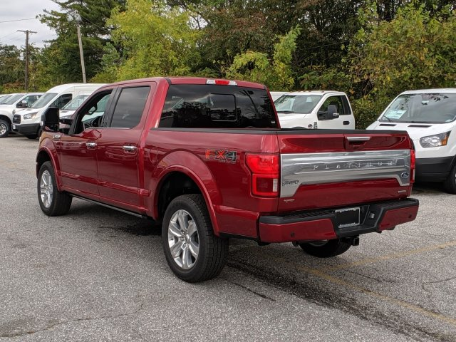 2019 F-150 SuperCrew Cab 4x4, Pickup #46250 - photo 2