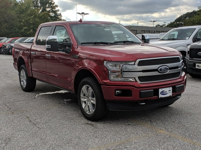 2019 F-150 SuperCrew Cab 4x4, Pickup #46250 - photo 4
