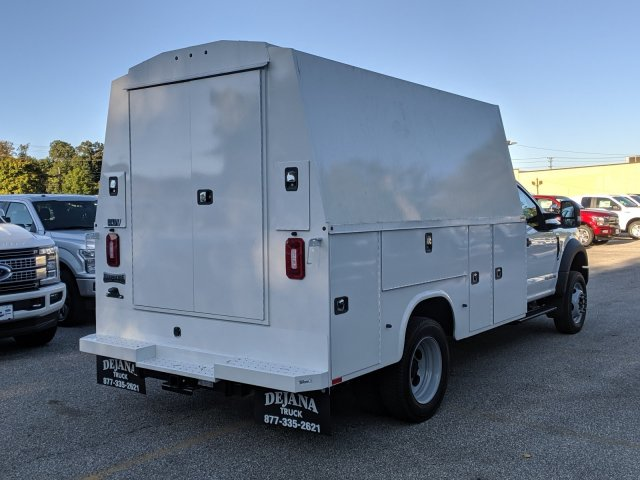2019 F-550 Regular Cab DRW 4x2,  Knapheide KUVcc Service Utility Van #46254 - photo 3