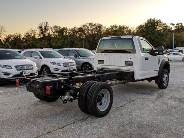 2019 F-550 Regular Cab DRW 4x4, Cab Chassis #46256 - photo 3