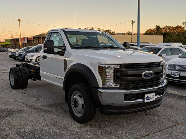 2019 F-550 Regular Cab DRW 4x4, Cab Chassis #46256 - photo 4