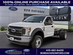2019 F-550 Regular Cab DRW 4x4, Cab Chassis #46256 - photo 1