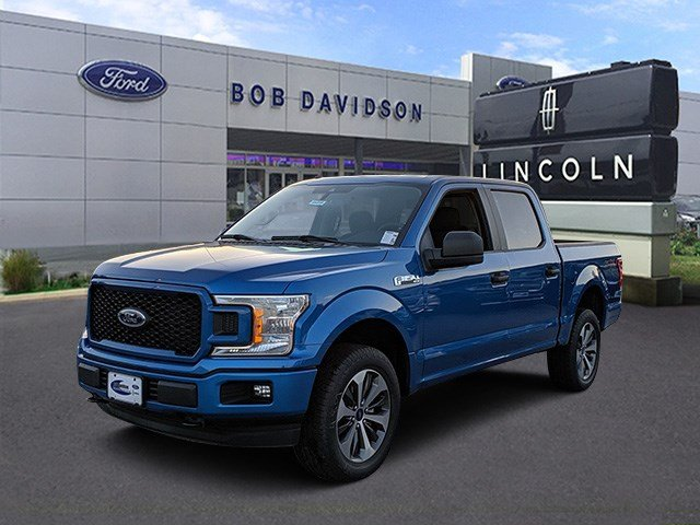 2019 F-150 SuperCrew Cab 4x4, Pickup #46259 - photo 1