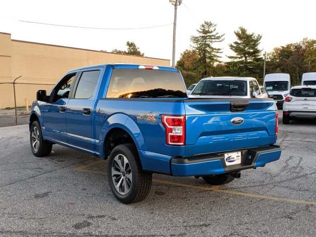 2019 F-150 SuperCrew Cab 4x4, Pickup #46259 - photo 2