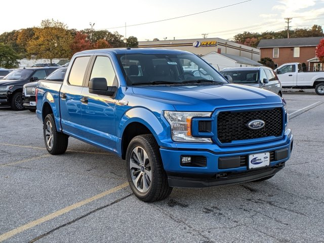 2019 F-150 SuperCrew Cab 4x4, Pickup #46259 - photo 4