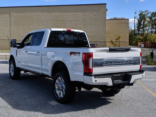 2019 F-350 Crew Cab 4x4, Pickup #46289 - photo 1