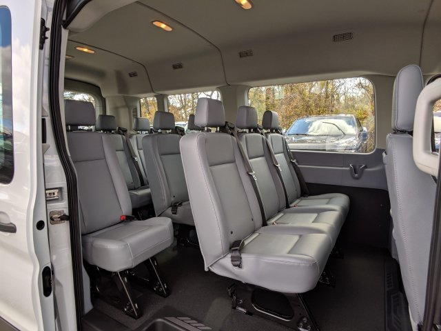 2019 Transit 350 Med Roof 4x2, Passenger Wagon #46292 - photo 8