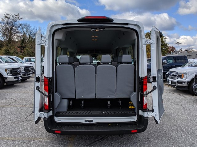 2019 Transit 350 Med Roof 4x2, Passenger Wagon #46292 - photo 9