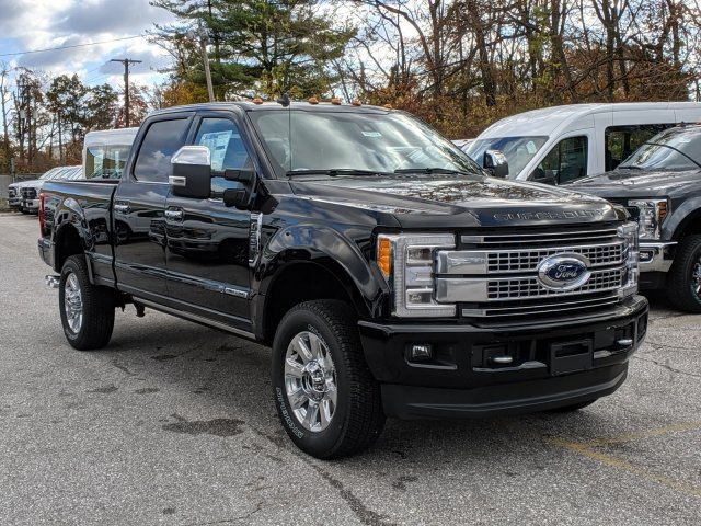 2019 F-350 Crew Cab 4x4, Pickup #46303 - photo 4