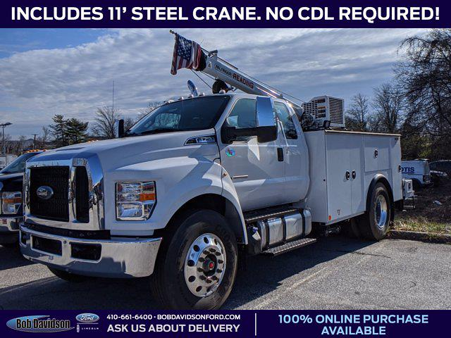 2019 F-750 Super Cab DRW 4x2, Palfinger PAL Pro 72 Mechanics Body #46312 - photo 1