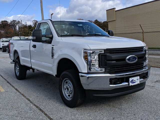 2019 F-250 Regular Cab 4x4,  Pickup #46315 - photo 4