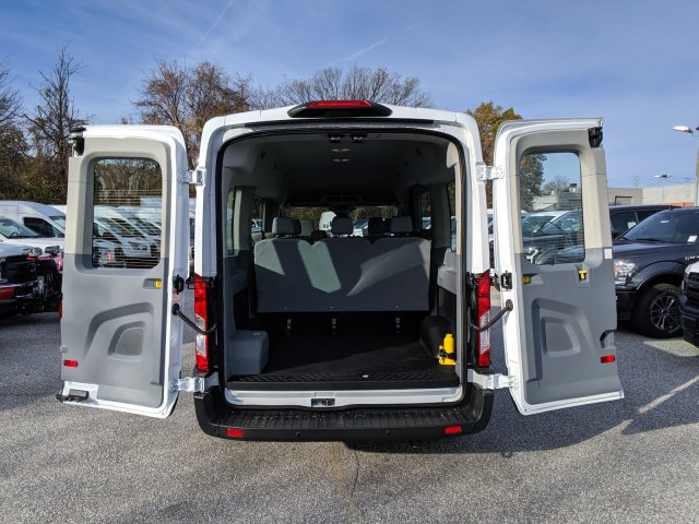 2019 Transit 150 Med Roof 4x2, Passenger Wagon #46330 - photo 10