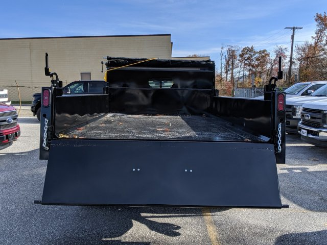 2019 F-550 Regular Cab DRW 4x2, Dejana Dump Body #46345 - photo 9