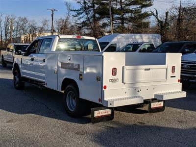 2019 F-350 Crew Cab DRW 4x4, Reading Classic II Steel Service Body #46374 - photo 2