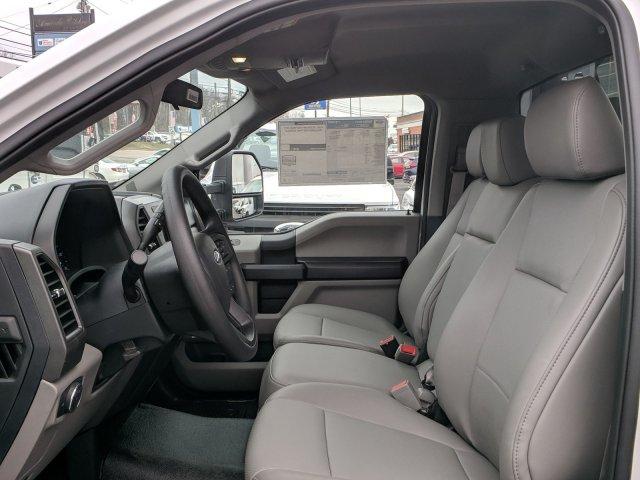 2019 F-350 Regular Cab DRW 4x2, Dejana Stake Bed #46383 - photo 7