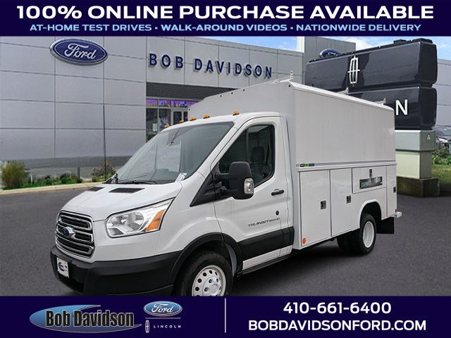 2019 Transit 350 HD DRW 4x2, Reading Service Utility Van #46384 - photo 1