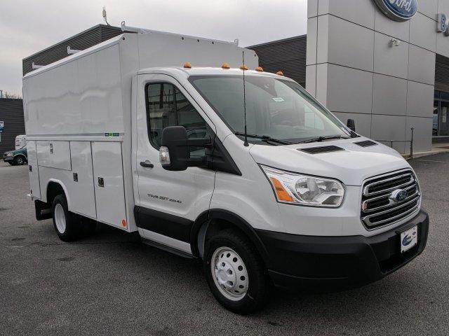 2019 Transit 350 HD DRW 4x2, Reading Aluminum CSV Service Utility Van #46384 - photo 4