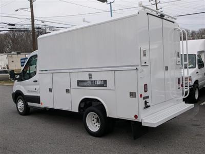 2019 Transit 350 HD DRW 4x2, Reading Aluminum CSV Service Utility Van #46384 - photo 2